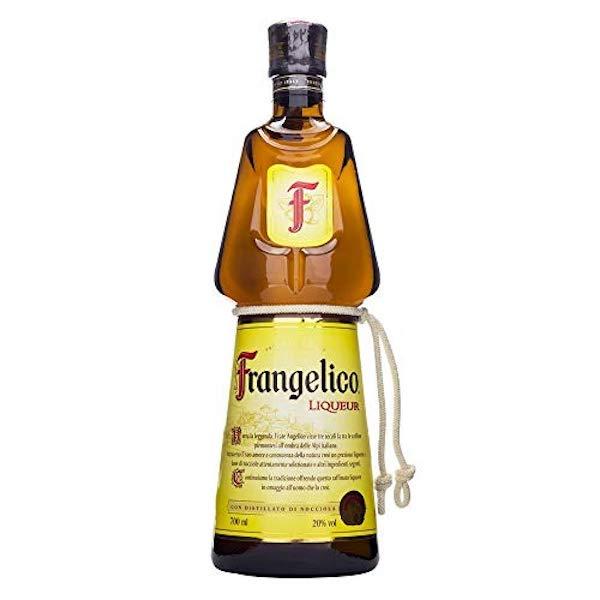 LIQUOR FRANGELICO 20%VOL 70CL  X 6 GLASS BOTTLES