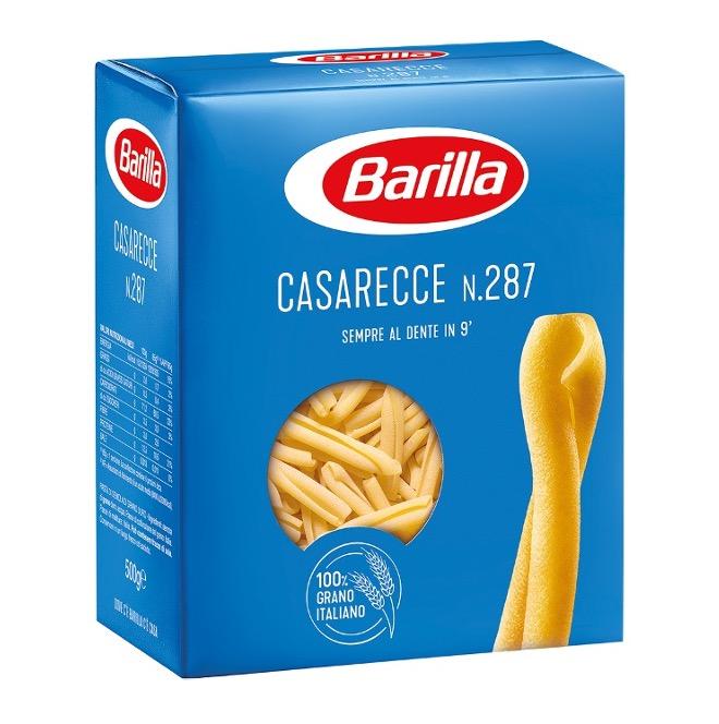 PASTA BARILLA CASARECCE N.287  500G X 15