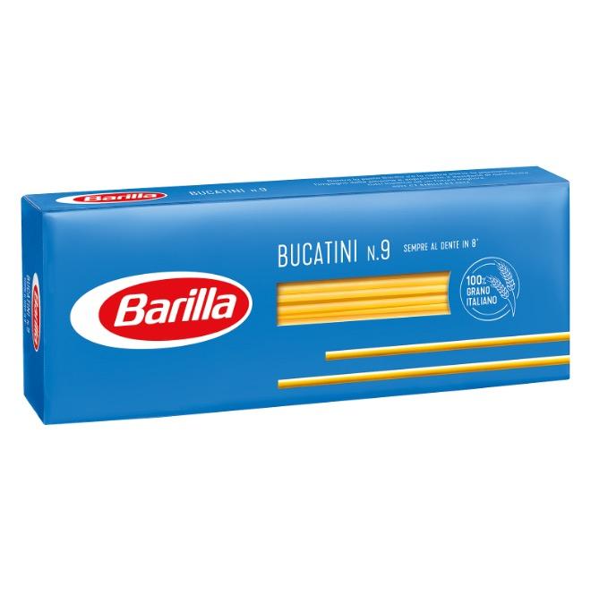 PASTA BARILLA BUCATINI 500GX24
