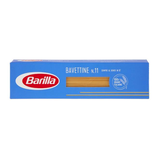 PASTA BARILLA BAVETTE 500GX25