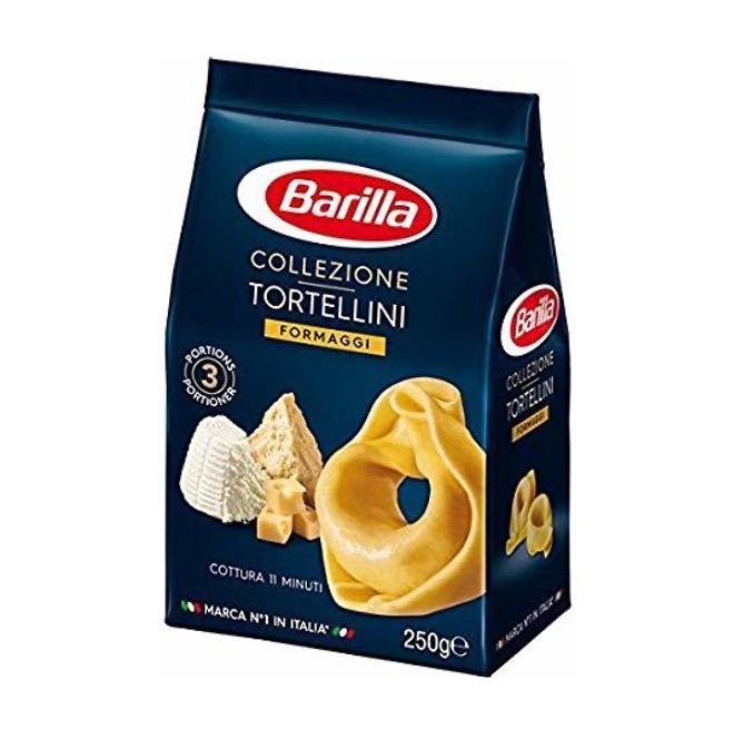 BARILLA CHEESE STUFFED PASTA   TORTELLINI 250GX10