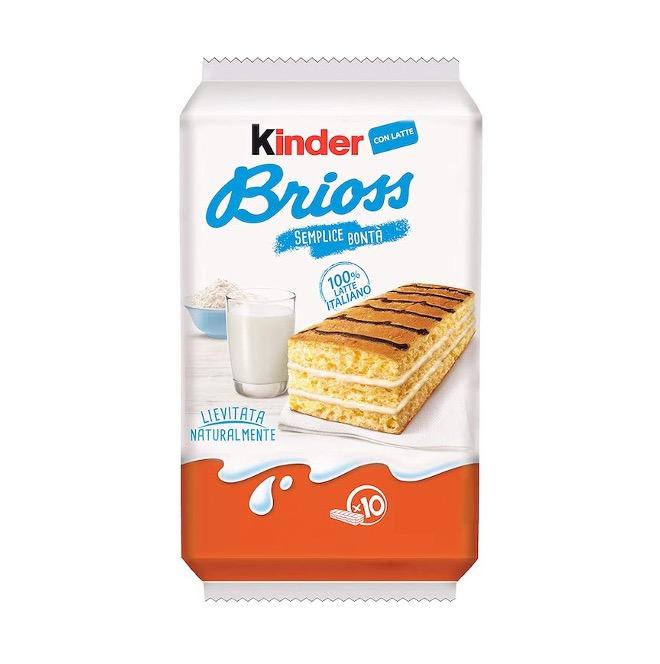 KINDER BRIOSS 28 G T10 X 12 CT