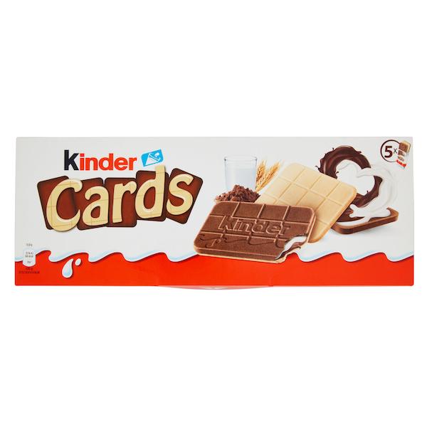 KINDER CARDS T2 X 5 X 20