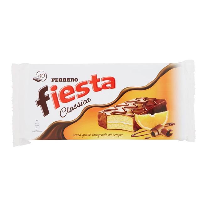 FERRERO FIESTA CLASSICA        T10 X 14
