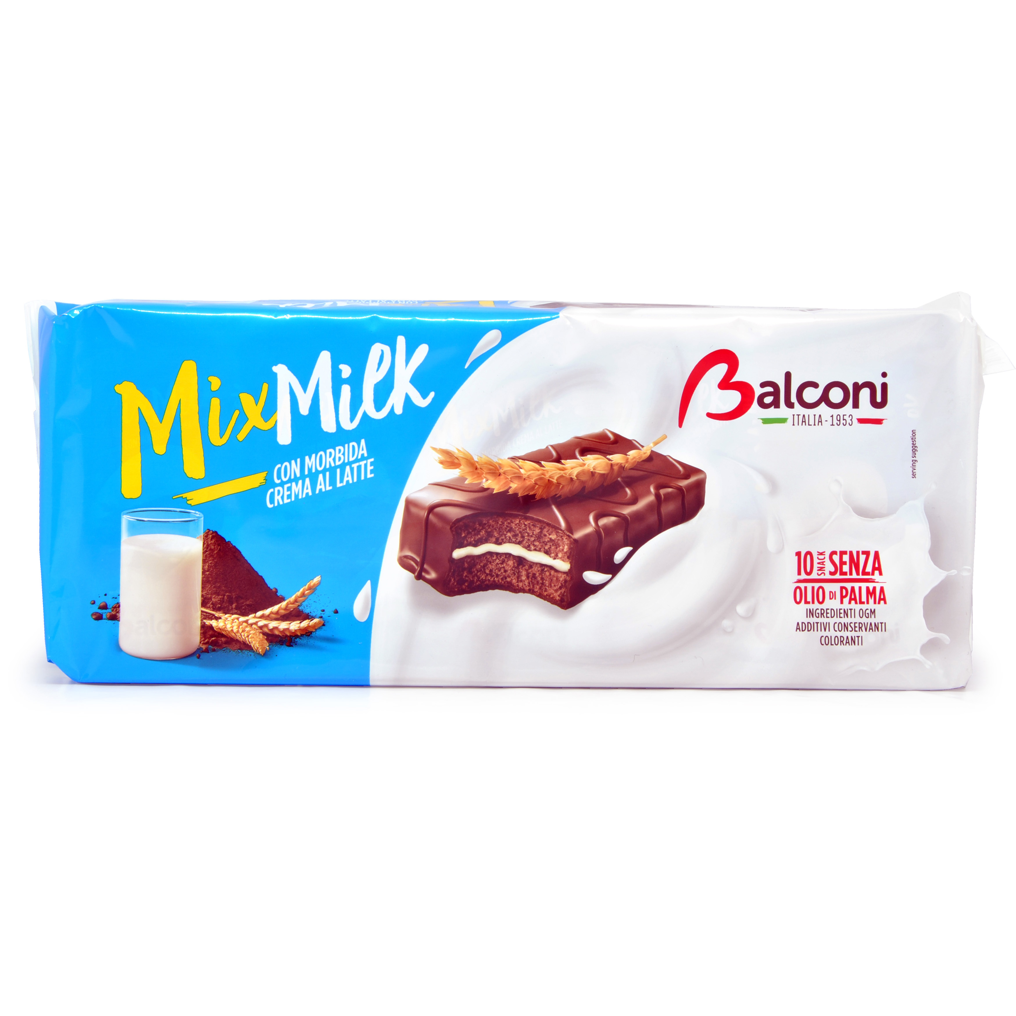 BALCONI MIX MILK 35 G X 10