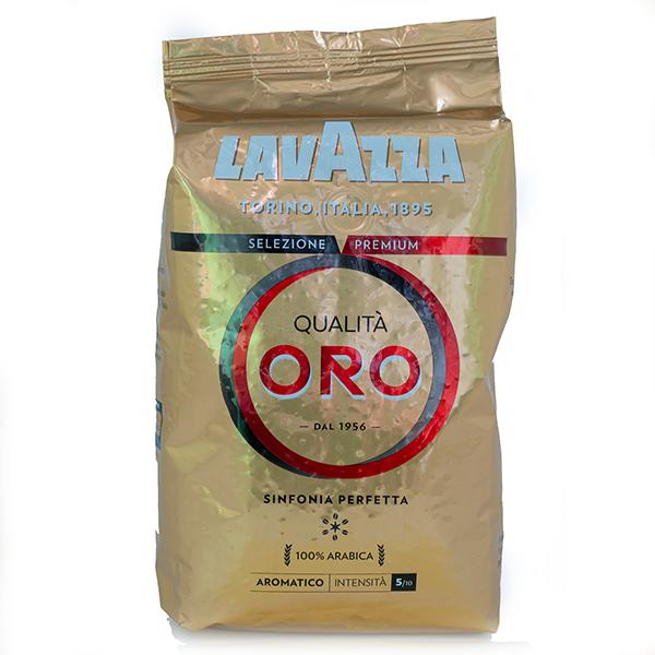 LAVAZZA COFFEE BEANS ORO       BAG 1000G X 6