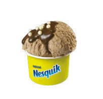 Nesquick Ready Mix for ice cream