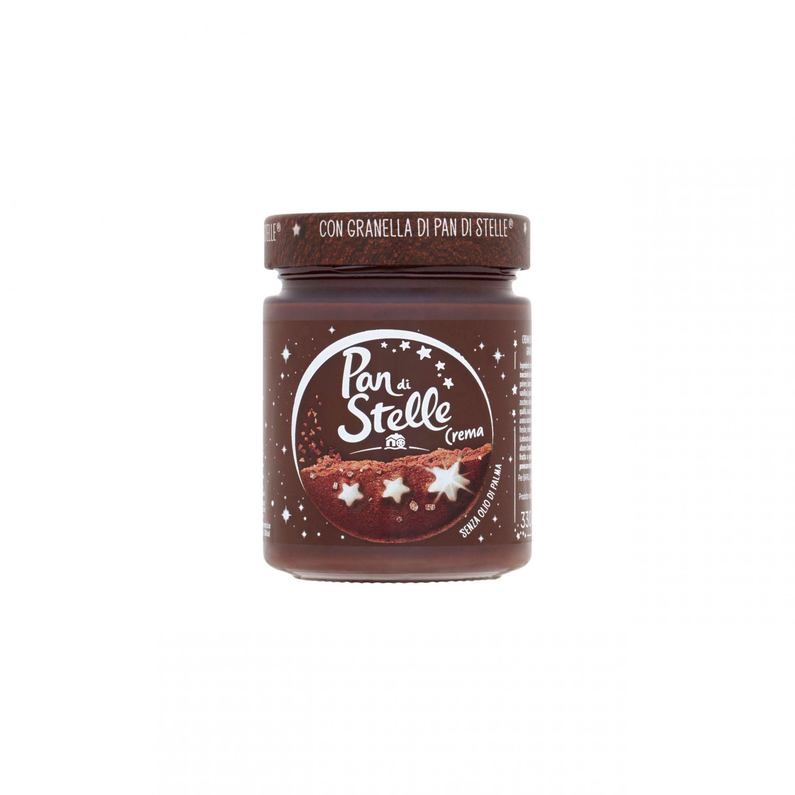 Pan di Stelle Cream | Cocoa & Hazelnut Spread by Mulino Bianco