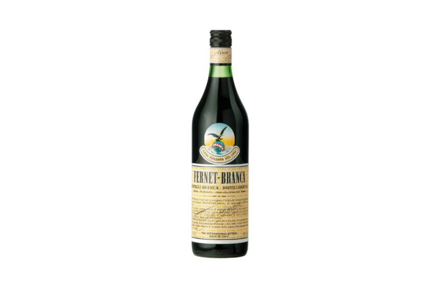 Fernet Branca Italian amaro