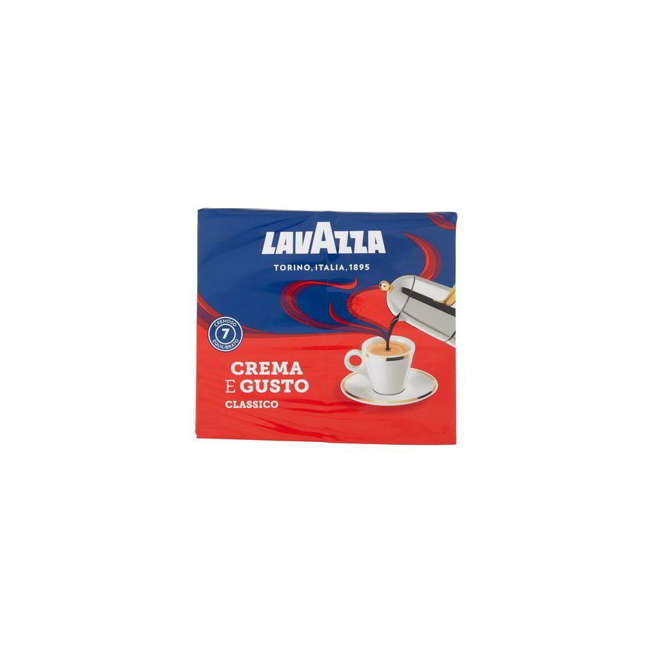Lavazza Crema e Gusto 250g Retail Pack