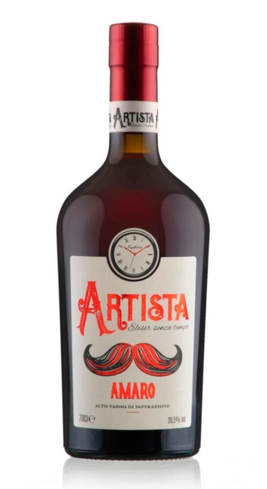 Artista wins the Gold Medal at the 2021 World-Spirits Award